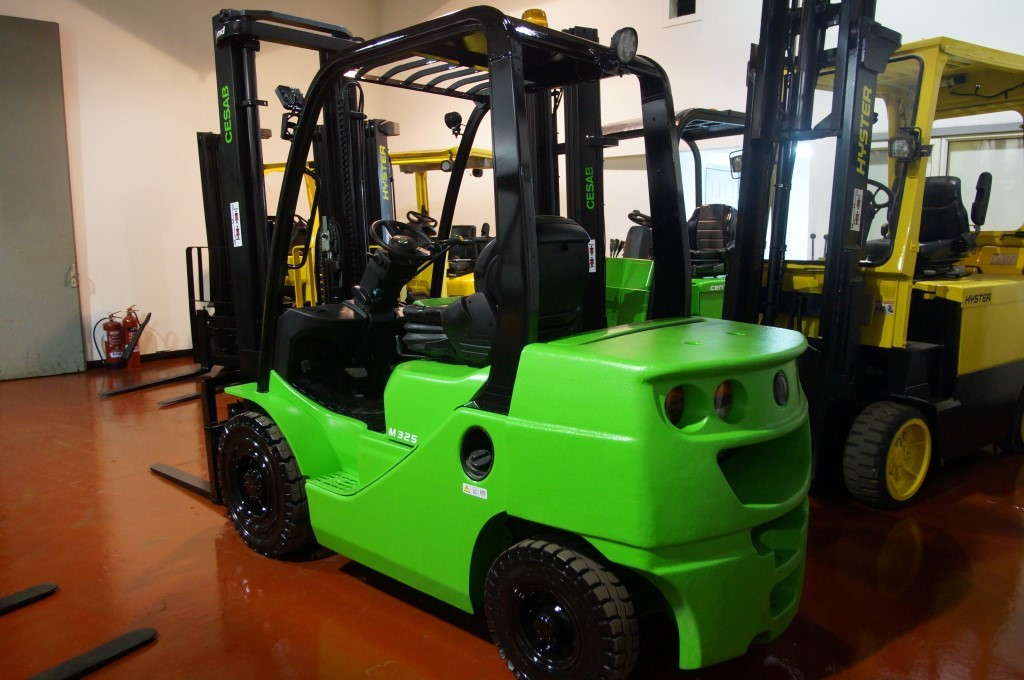 used second hand forklifts