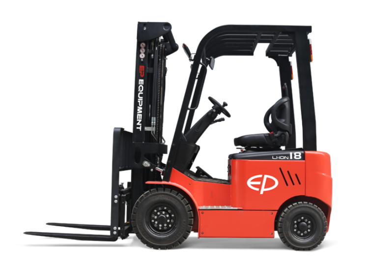 lithium ion forklift hire